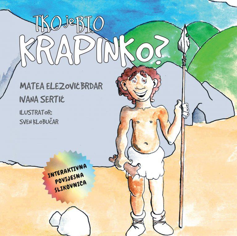 Predstavljena intertaktivna slikovnica 'Tko je bio Krapinko?'